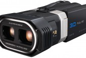 JVC today announced the availability of the first camcorder on the consumer market that offers 3D video recording in Full High Definition. The new JVC GS-TD1 uses two camera lenses...