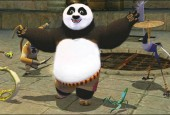 Po will burst into living rooms everywhere with the release of THQ's (NASDAQ:THQI) Kung Fu Panda 2™ video game, available on Kinect™ for Xbox 360®, PlayStation®3 computer entertainment system, uDraw...