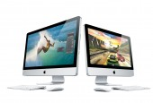 Apple® updated its signature all-in-one iMac® with next generation quad-core processors, powerful new graphics, groundbreaking high-speed Thunderbolt I/O technology and a new FaceTime® HD camera. Starting at $1,199, the new...