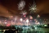 Iceland's unique fireworks display, made by the people, for the people, will be shared with the world on New Year's Eve and into the New Year online live at: http://www.icelandnaturally.com....