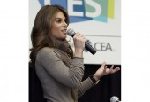 Jillian Michaels, America's leading health and wellness expert, delivers the fitness tech keynote at the 2012 International CES.