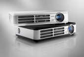 Vivitek Extends Qumi Line with New Version of its Bright, Lightweight, LED-Based Projector.